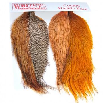 Whiting Coq De Leon Versa Pack