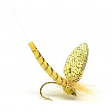 Green Drake Parachute Extended Body