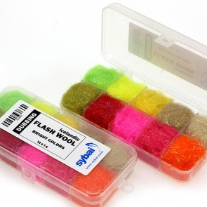 Icelandic Flash Wool Bright Colors