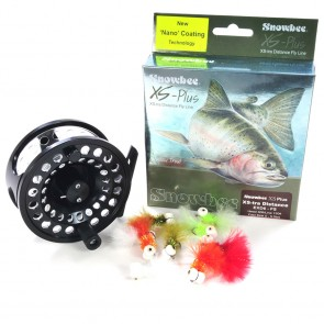 Booby Fishing Reel / Line Combo