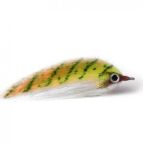Baitfish White Chartreuse