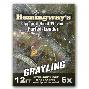 Hemingways Grayling Tafsar
