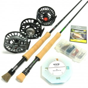 Fly Fishing Combo for coastal Seatrout
