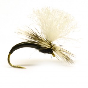 MK Black & Grizzly Emerger