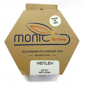 Monic Henley Clear Fly Line
