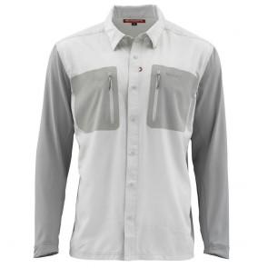 SIMMS Tricomp Cool Fishing Shirt - Tundra