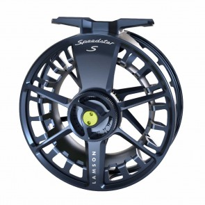 Lamson SPEEDSTER S Series Fly Reel / Midnight