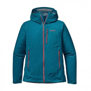 Patagonia Men's Stretch Rainshadow Jacket - Underwater Blue