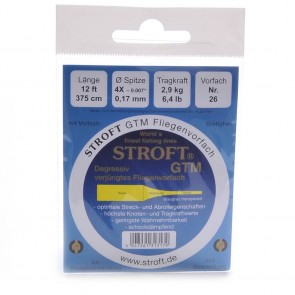 Stroft GTM Tapered 12ft leaders