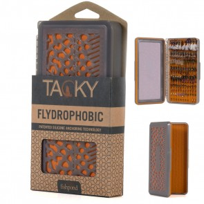 TACKY FLYDROPHOBIC FLY BOX