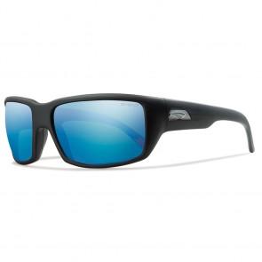 Touchstone Matte Black/Polar Blue Mirror