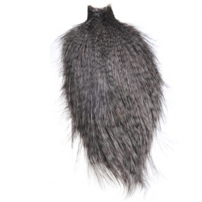 Whiting Spey Bronce Grizzly Heron Grey