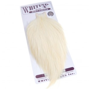 Whiting Spey Bronce White