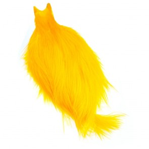 Whiting Spey Bronce Dyed Yellow