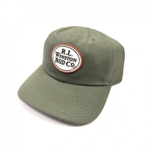 Winston Tailwater Twill Logo Hat