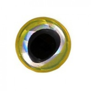 Ultra 3D Epoxy Eyes Yellow