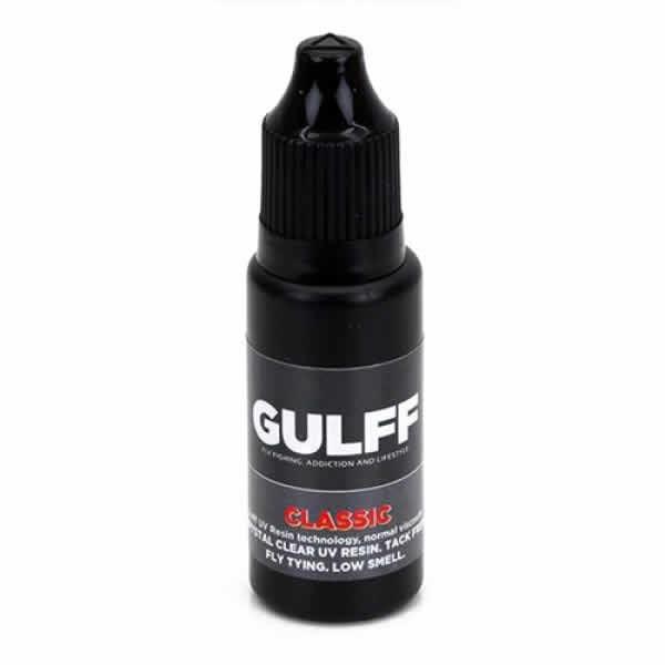 GULFF UV RESINS FOR FLY TYING