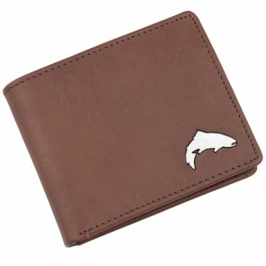 SIMMS BIG SKY WALLET BROWN