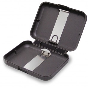 SMALL SYSTEM CASE DARK GRAY (FFS-1-DG)