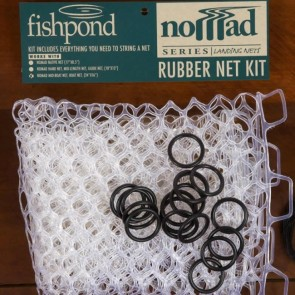 NOMAD REPLACEMENT RUBBER NET KIT