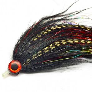 Gigga Tubflugor Svart/Röd (30cm)