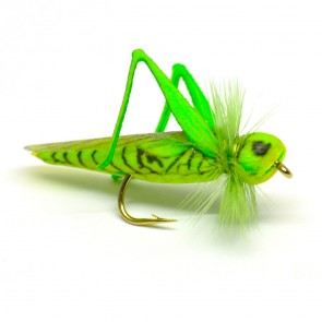 Real Foam Hopper Green
