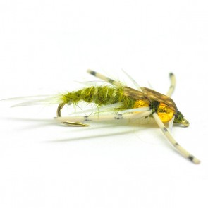 RPs Olive Hares Ear R.L. Stonefly Tungst