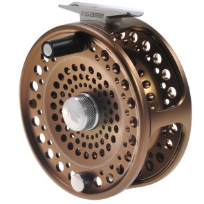 SAGE Spey Bronze fly reel
