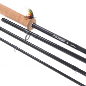 SAGE X TWO HANDED CUSTOM RODS