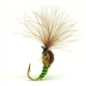 Hares Ear And Green CDC Emerger