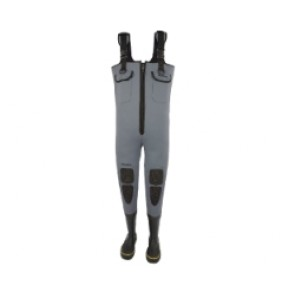 Snowbee GRANITE Neoprene Zip-Front Wader