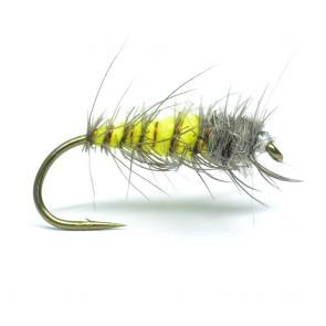 Superpuppan yellow-grey