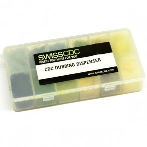 Swiss CDC Dubbing Dispenser
