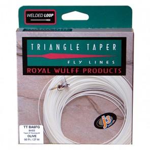 Royal Wulff Bass line