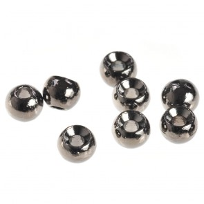 TUNGSTEN BEADS BLACK NICKEL