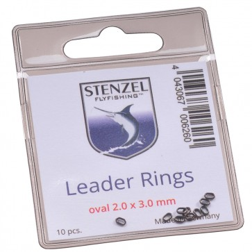 Oval Tippet Rings