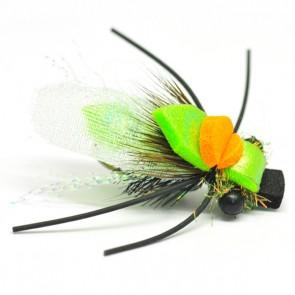 Cartys Cicada Green