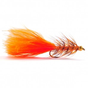 Tungsten Crystal Bugger Rust/Orange