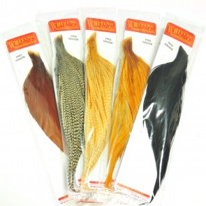 Whiting Dry Fly Hackle Pro Grade