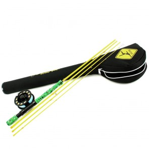 ECHO GECKO YOUTH FLY FISHING KIT