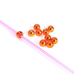 Futurefly 4mm Tungsten beads (for tubes)