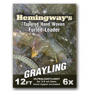 Hemingways Grayling Tafsar