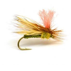 MK CDC & ELK HiViz Fluttering Caddis