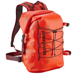 Patagonia Stormfront Roll Top Pack 45L Cusco Orange