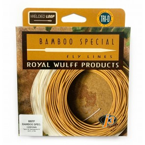 Royal Wulff Bamboo Special