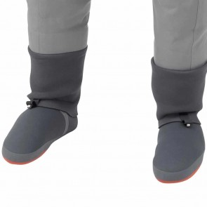 SIMMS Custom sized neopren feet