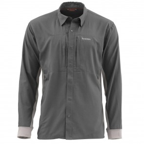 SIMMS Intruder Bicomp Shirt / Slate