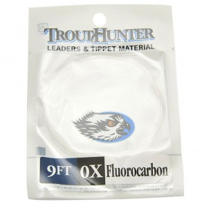 TroutHunter 9ft Fluorocarbon Leaders