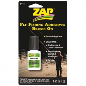 Zap-A-Gap Brush-On Adhesive (Super Glue)