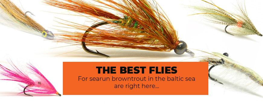 Seatrout flies